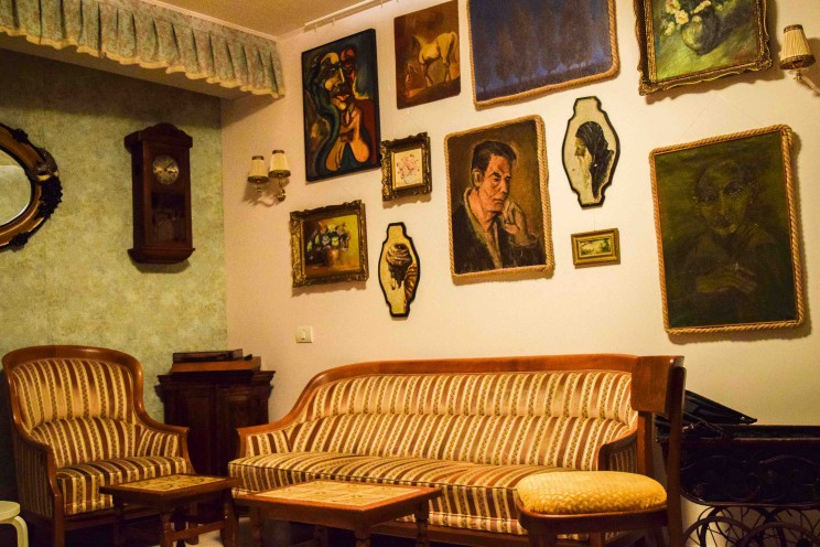 cafenea cotroceni