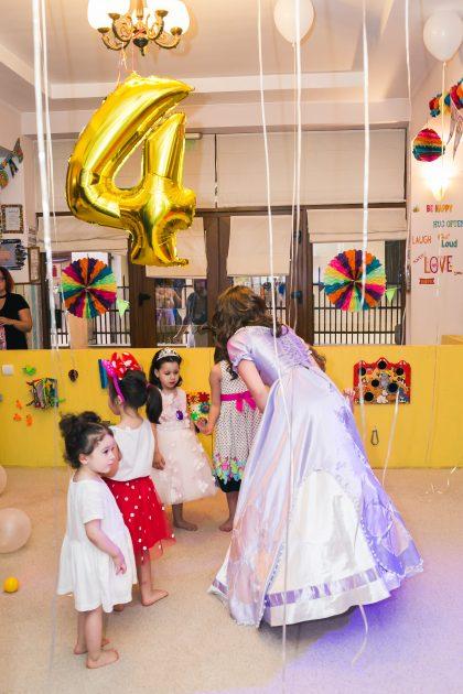 Loc de joaca si petreceri copii aniversare 4 ani