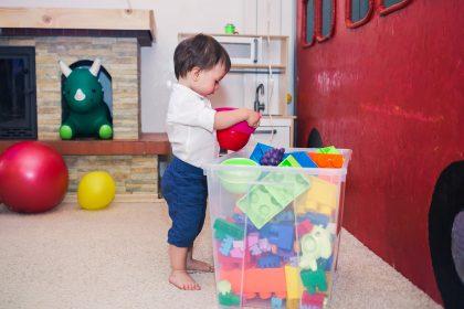 Loc de joaca si petreceri copii 3 ani