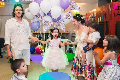 Loc de joaca si petreceri copii Bucuresti